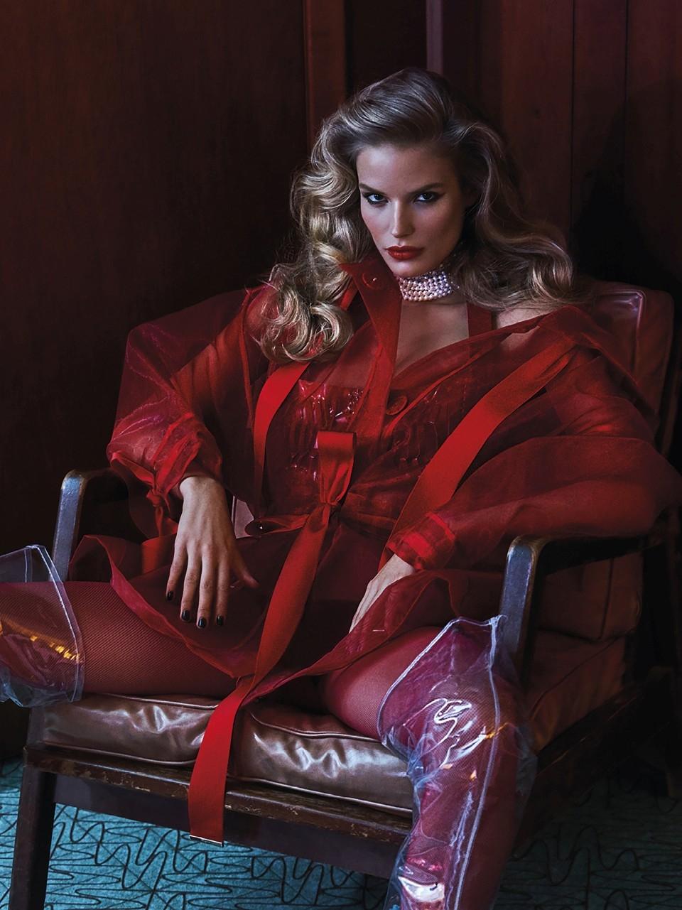 Alena Blohm Models Storm Models